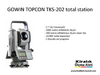 gowin-topcon-tks-202-total-station